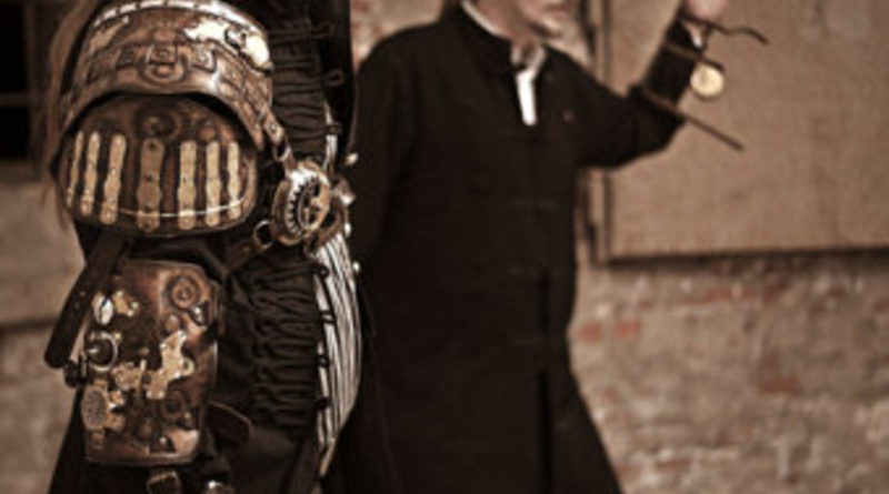 Gothic & Steampunk: Black Planet